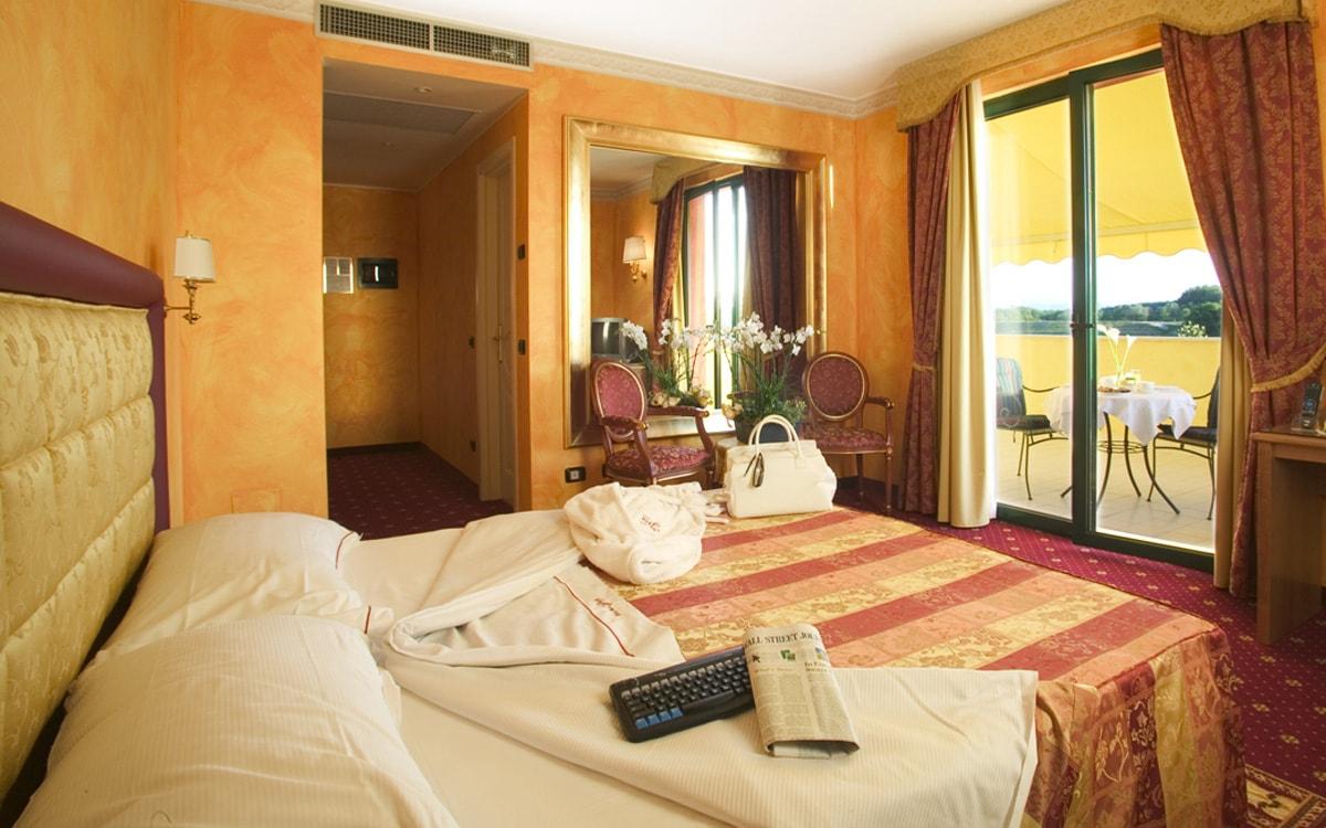 hotel con vasca idromassaggio in camera Pavia