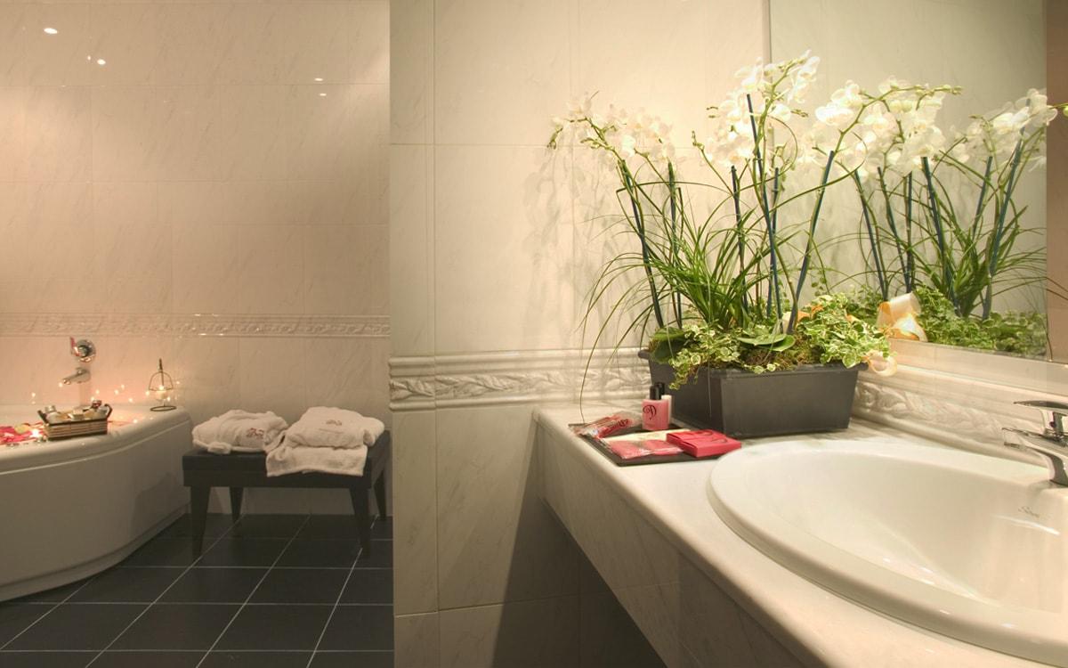Hotel a Pavia con vasca idromassaggio